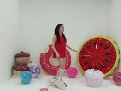 Veruca James and The Room of Pure Imagination!