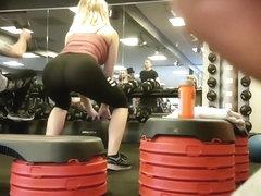 Hot ass ruined my workout