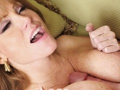 Darla Crane & Johnny Castle in Seduced by a Cougar