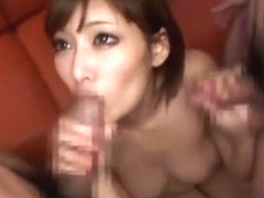 Crazy Japanese slut Kirara Asuka in Hottest Big Tits, Cumshots JAV video