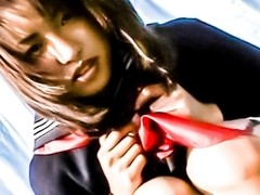 Hottest Japanese girl in Fabulous JAV uncensored Amateur scene