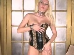 Alira Astro in gold room