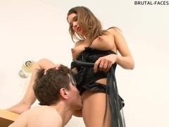 Brutal-FaceSitting Video: Jasmine
