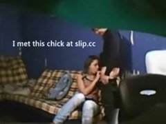 College  immature on hidden livecam