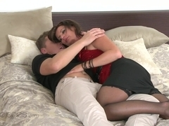 Orgasms XXX video: the business trip part 2