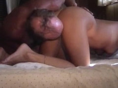Yummy Wife Smashed In A  Doggy Style
