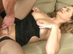 MOMMY Lewd housewife craves to fuck