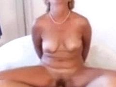 Hot Blonde Mature Pleaser