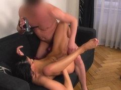 Samantha Johnson - Solely the Superlatively Good Audition End With a Squirt