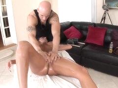 Nice rub and fuck