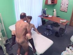 Horny pornstar in Fabulous Facial, Voyeur xxx scene