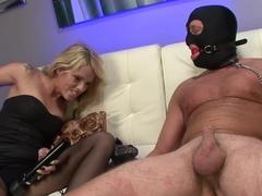 Crazy pornstar Violet Sky in Exotic Tattoos, BDSM adult movie