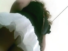 Traditional White Panties