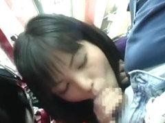 Best Japanese whore Erena Kurosawa, Moe 3, Mari Hida in Incredible Blowjob/Fera JAV clip