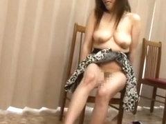 Fabulous Japanese chick in Crazy Dildos/Toys JAV scene