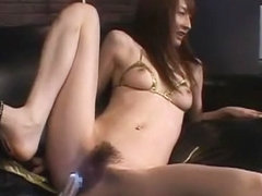 Incredible Japanese girl in Fabulous Handjobs, Anal/Anaru JAV video