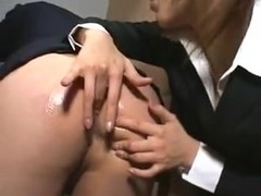Japanese redhead oral pleasure (uncensored)