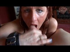 Trucker Fuck horny Slut