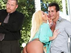 Summer Brielle & Talon in Seduced By The Bosses Wife #03, Scene #02