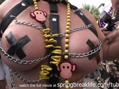 SpringBreakLife Video: Fantasy Fest Late Night - Short
