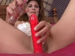 Mother I'd Like To Fuck closeup vagina masturbation