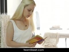 Horny Bookworm Girlfriend