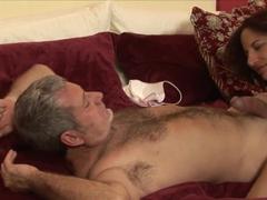 Amazing pornstar in Best Cunnilingus, Brunette sex video