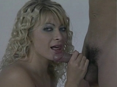 Three MILFs in a group sex video