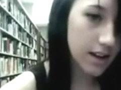 library stickam