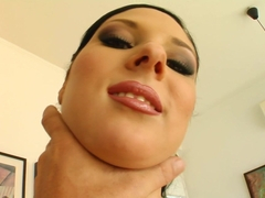 Tamed Teens Double cumshots go down like milk for this sweetie