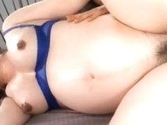 Ayako Seto Pregnant Asian babe has sex