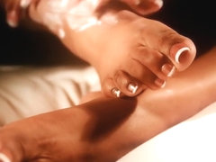 Darla TV - Darla's Sexy Toe Tease and Foot Massage
