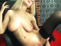 Best Homemade clip with Big Tits, Solo scenes