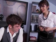 Fabulous pornstar in Horny Asian, Blowjob adult video