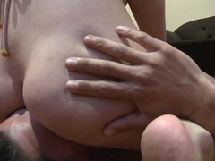 Crazy pornstar in Amazing Face Sitting, Rimming sex video