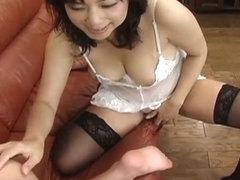 Incredible Japanese whore in Amazing JAV video