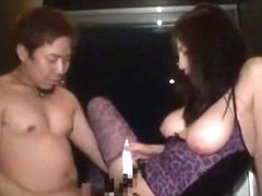 Amazing Japanese chick Azusa Nagasawa in Crazy Dildos/Toys, Doggy Style JAV clip