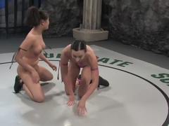 The Gymnast (1-5) Not Ranked The Scorpion (1-3) Ranked 10th