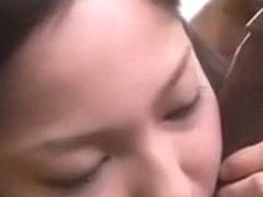 20yr old Rin Suzuki receives three BBC Creampies (Uncensored)