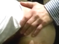 mature OLDER shaggy doctor SUITS tie wazoo FINGERS undressed FUCK