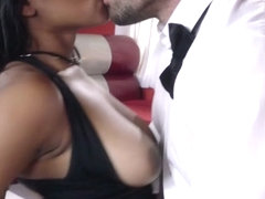 Jenna J Foxx & Johnny Castle in A Tip For The Waitress - Brazzers