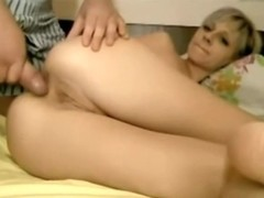 Anal sex during online sex chat