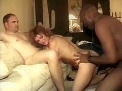 wife s three-some at home