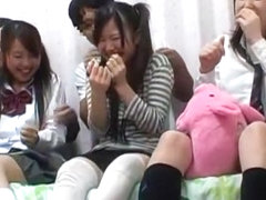 Hottest Japanese chick Machiko Ono in Exotic Hidden Cams, DP/Futa-ana JAV clip