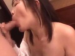 Best Japanese slut Mei Akizuki in Incredible Handjobs, Fingering JAV video