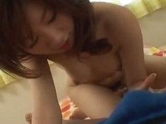 Exotic Japanese girl Aki Katase in Horny POV, BDSM JAV clip