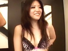 Exotic Japanese whore Kanna Harumi in Horny MILFs, Compilation JAV clip