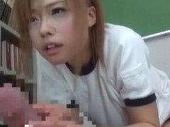 Hottest Japanese chick Aiko Hirose, Fuuka Minase, Rina Fukada in Horny Sports JAV scene