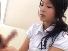Horny Japanese chick Jun Yoshinaga in Fabulous Cunnilingus, Squirting/Shiofuki JAV scene