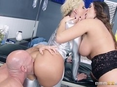 Doctor Adventures: Ski Hill Slut Emergency. Alison Tyler, Phoenix Marie, Johnny Sins
